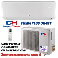 Кондиционер Cooper&Hunter CH-S07XN7 серия Prima Plus