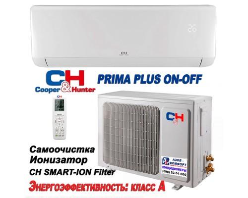 Кондиционер Cooper&Hunter CH-S12XN7 серия Prima Plus