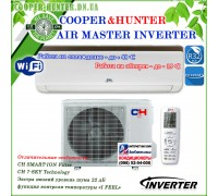 Кондиционер Cooper&Hunter CH-S07FTXP-NG серия AIR MASTER INVERTER