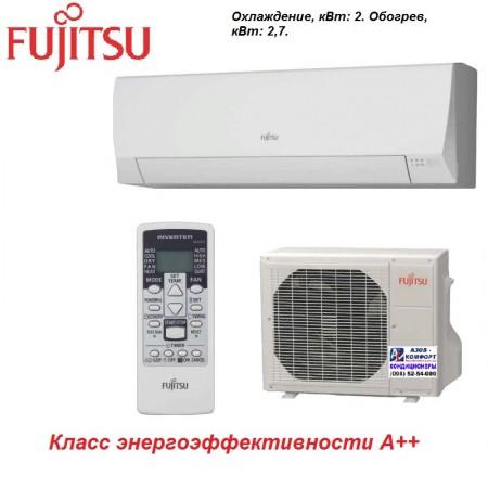 Кондиционер Fujitsu ASYG12LLCE/AOYG12LLCE