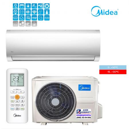 Инверторный кондиционер MIDEA MA-12N1DO-I/MA-12N1DO-O серии Blanc Inverter