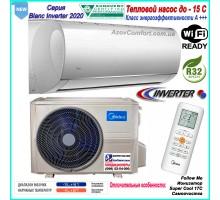 Кондиционер MIDEA MA-12N1DO-I/MA-12N1DO-O Blanc Inverter