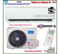 Кондиционер MIDEA AF6-07N1C2-I/AF6-07N1C2-O(панель AF6)