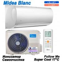 Видеообзор кондиционеров Midea Blanc