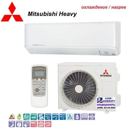 Инверторный кондиционер (тепловой насос) Mitsubishi Heavy SRK25ZSPR-S