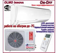 Кондиционер Olmo OSH-08LD7W серии Innova On-Off