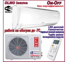 Кондиционер Olmo OSH-24LD7W  серии Innova On-Off