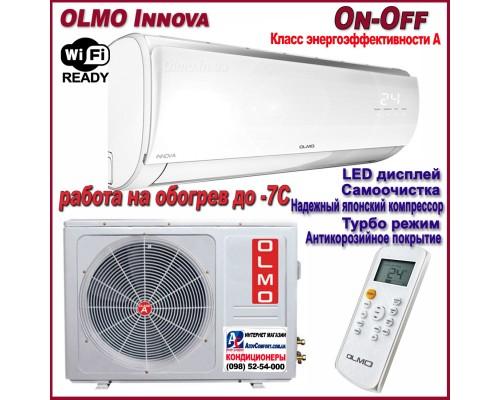Кондиционер Olmo OSH-10LD7W серии Innova On-Off