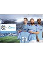 Манчестер Сити объявил о новом глобальном партнерстве с крупнейшим в мире производителем бытовой техники Midea